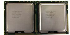 Pair 2x INTEL XEON E5530 2.4GHz  8M 5.86GT/s Quad Core LGA1366 SLBF7