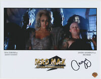 ANGRY ANDERSON - MAD MAX - hand signed Autograph Autogramm COA Zertifikat