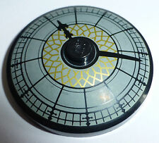 1x Dish Disc Radar 4x4 Uhr Zeit Uhr Time Hour 3960pb024 Neu Lego
