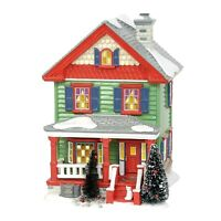 Aunt Bethanys House Dept 56 Snow Village 6003132 Christmas Lampoons Vacation Z