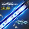 Aquarium Fish Tank 5050SMD LED Light Bar Submersible Waterproof Clip Strip Lamp