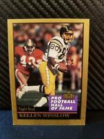 1995 Enor #180 Kellen Winslow HOF VERY RARE San Diego Chargers / Missouri Tigers