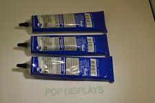 Ips Weld On 16 Plastic Plexiglass Acrylic Cement Glue Three 5oz Tubes 3 16