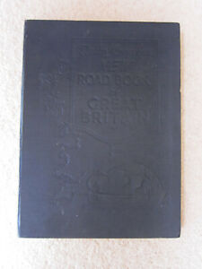 Daily Express New Road Book of Great Britain (Vintage Hardback, 1950s?)