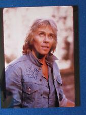 "HAND SIGNED - Judson Scott -1982 - Original Press Photo -10""x8""- The Phoenix"