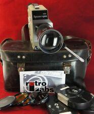 Krasnogorsk-2  16mm Movie Camera, bayonet 16SP: Meteor 5-1 17-69mm #6715842