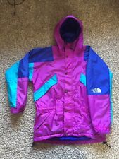 Vtg The North Face Mountain Expedition GoreTex Jacket Pink Small Men Women 80s
