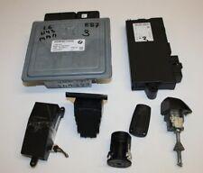 BMW 1 3 SERIES E87 E90 N43 1.6 1.8 2.0 PETROL ENGINE ECU KIT DME KEY 7583225 #3