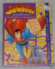 Superman - The Animated Series, Volume 3 Three - DVD Box Set -BRAND NEW & SEALED