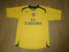 Arsenal shirt 2005-06 away size XL, FABREGAS 4, Nike, excellent! - UK FREEPOST!
