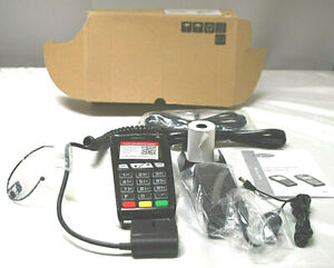 Ingenico iCT220 Credit Card Reader for Elavon w/ Paper Roll   S9605