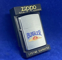 1995 Zippo Bugler Cigarette Tobacco Lighter New in box Excellent - Unfired