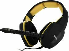 Gaming Headset Over Ear Stereo Headphones with Mic & Volume Control PC PS4 Xbox