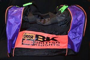 British Knights Choose Change Sports/Duffle Bag Vintage 1992