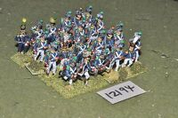 25mm napoleonic / french - infantry 24 figs - inf (12194)