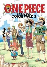 One Piece Color Walk Art Book, Vol. 2 by Eiichiro Oda