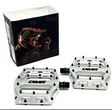 DMR Vault Brendog Pedals w/ Flip Pins, Silver