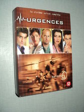 URGENCES SAISON 6 COFFRET 3 DVD GEORGE CLOONEY JULIANNA MARGULIES