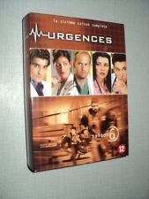 URGENCES SAISON 6 COFFRET 3 DVD GEORGE CLOONEY JULIANNA MARGULIES