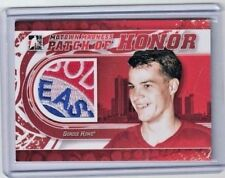 2012-13 In The Game ITG GORDIE HOWE Patch of Honor PH-35 FREE SHIP