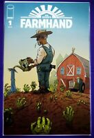 FARMHAND #1 VERY HIGH GRADE AMC OPTIONED HUGE KEY IMAGE 2018 1ST CLASS SHIPPING!