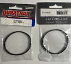 2ea DuraTrax #DTXC6287 Belt Rear - NEW  in package