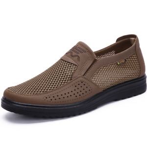 Men's casual breathable summer sandal sneakers big size 6.5-13.5