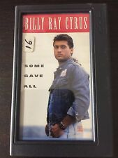DCC Digital Compact Cassette Billy Ray Cyrus Some Gave All