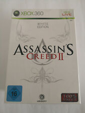 Xbox 360 Assassins Creed II White Edition