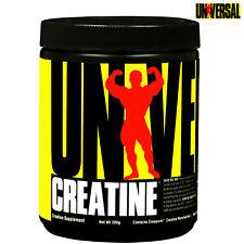 CREATINE MONOHYDRATE 200g Creapure Muscle Development Anabolic Powder Free P&P