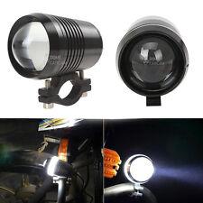 2x CREE LED HeadLight Spot Light For Suzuki Dirt Bike Scooter Cruiser Motorcycle