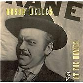 Orson Welles at the Movies ( CD 2004 ) NEW Citizen Kane, Magnificent Ambersons