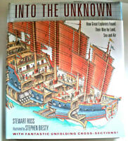 Into The Unknown, by Stewart Ross - Explorers 9781406304794