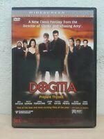 Dogma DVD - Rare OOP Movie - Australian Region 4