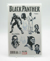BLACK PANTHER #1 2016 Variant Edition Comic Marvel NM Free Shipping