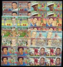SOUTH AFRICA MNH 2001 South African Sporting Heroes Block of 4
