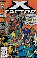 X-Factor (Vol.1) No.41 / 1989 Louise Simonson & Arthur Adams