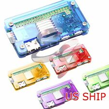 Many Color Acrylic Case With HeatSink for Raspberry PI Zero
