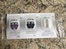 Avon Anew Platinum Sample Pack of 5