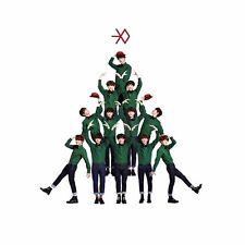 EXO-MIRACLES in DECEMBER KOREAN Ver Winter Album CD, Snowball Pop-up