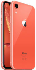 Apple iPhone XR 128GB ITALIA Coral Corallo LTE NUOVO Originale Smartphone iOS12