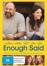 Enough Said (DVD, 2014)