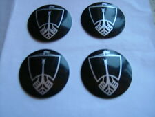 ROVER P5B / P6   rostyle wheel centre cap badges.  NEW.  Set of four.  562127