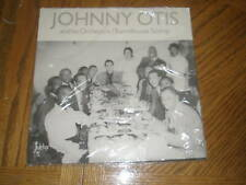 JOHNNY OTIS / BARRELHOUSE STOMP ~ SWEDISH ALBUM ~ NEW