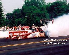 BLAINE JOHNSON 1996 TRAVERS NHRA TOP FUEL DRAGSTER 8X10 PHOTO COLUMBUS OHIO