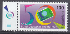 Germany 1996 Mi 1878 Sc 1939 MNH** German philatelists stamps on stamps