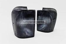 VW SCIROCCO MK2 81-92 getönt Vorder Indikator Blinker Set Paar links rechts