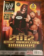 Wwe Magazine The 2012 Wwe Magazine Awards - Great Photos & Reading