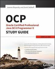 OCP: Oracle Certified Professional Java Se8 Programmer II Study Guide-ebook PDF