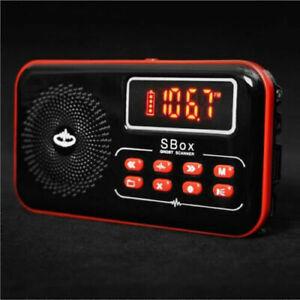 S-BOX Spirit Box FM/AM Radio Ghost Box P-SB7 PSB7 P-SB11 Ghost Hunting SBOX UK